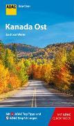 Cover-Bild zu ADAC Reiseführer Kanada Ost von Rheker, Dirk