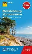 Cover-Bild zu ADAC Reiseführer Mecklenburg-Vorpommern von Kummer, Dolores