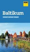 Cover-Bild zu ADAC Reiseführer Baltikum von Kalimullin, Robert