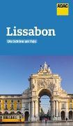 Cover-Bild zu ADAC Reiseführer Lissabon von Nöldeke, Renate