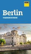 Cover-Bild zu ADAC Reiseführer Berlin von Miethig, Martina
