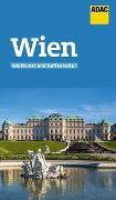Cover-Bild zu ADAC Reiseführer Wien von Berger, Daniel