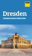 Cover-Bild zu ADAC Reiseführer Dresden und Sächsische Schweiz von Schnurrer, Elisabeth