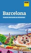 Cover-Bild zu ADAC Reiseführer Barcelona von Macher, Julia
