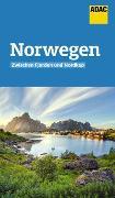 Cover-Bild zu ADAC Reiseführer Norwegen von Nowak, Christian