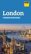 Cover-Bild zu ADAC Reiseführer London von Grever, Josephine
