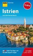 Cover-Bild zu ADAC Reiseführer Istrien und Kvarner-Bucht von Wengert, Veronika