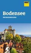 Cover-Bild zu ADAC Reiseführer Bodensee von Philipp, Margrit