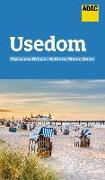 Cover-Bild zu ADAC Reiseführer Usedom von Pautz, Claudia