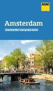 Cover-Bild zu ADAC Reiseführer Amsterdam von Johnen, Ralf
