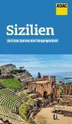 Cover-Bild zu ADAC Reiseführer Sizilien von De Rossi, Nicoletta