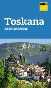 Cover-Bild zu ADAC Reiseführer Toskana von Maiwald, Stefan