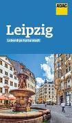 Cover-Bild zu ADAC Reiseführer Leipzig von van Rooij, Jens