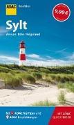 Cover-Bild zu ADAC Reiseführer Sylt von Diers, Knut