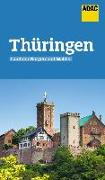 Cover-Bild zu ADAC Reiseführer Thüringen von Rechenbach, Bärbel