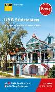 Cover-Bild zu ADAC Reiseführer USA Südstaaten von Johnen, Ralf