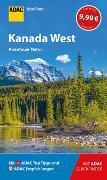 Cover-Bild zu ADAC Reiseführer Kanada West von Schnurrer, Elisabeth