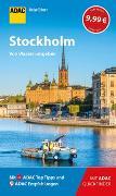 Cover-Bild zu ADAC Reiseführer Stockholm von Lohs, Cornelia