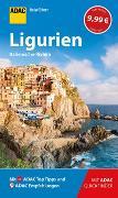 Cover-Bild zu ADAC Reiseführer Ligurien von Redecker, Lutz
