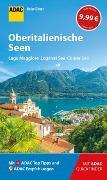 Cover-Bild zu ADAC Reiseführer Oberitalienische Seen von Frei, Franz-Marc