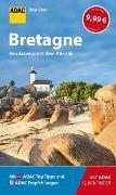 Cover-Bild zu ADAC Reiseführer Bretagne von Maier-Solgk, Frank