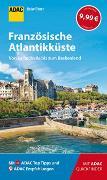 Cover-Bild zu ADAC Reiseführer Französische Atlantikküste von Fieder, Jonas