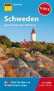 Cover-Bild zu ADAC Reiseführer Schweden von Knoller, Rasso