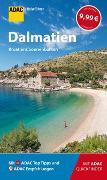 Cover-Bild zu ADAC Reiseführer Dalmatien von Wengert, Veronika