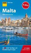 Cover-Bild zu ADAC Reiseführer Malta von Latzke, Hans E.