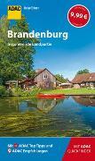 Cover-Bild zu ADAC Reiseführer Brandenburg von Rechenbach, Bärbel