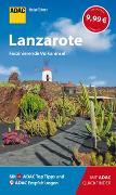 Cover-Bild zu ADAC Reiseführer Lanzarote von Brüdgam, Nele-Marie