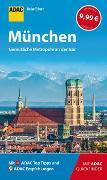 Cover-Bild zu ADAC Reiseführer München von Lehmann, Ischta