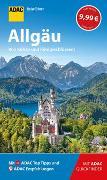 Cover-Bild zu ADAC Reiseführer Allgäu von Kettl-Römer, Barbara