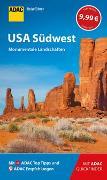 Cover-Bild zu ADAC Reiseführer USA Südwest von Johnen, Ralf