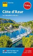 Cover-Bild zu ADAC Reiseführer Côte d'Azur von Zichnowitz, Jürgen