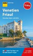Cover-Bild zu ADAC Reiseführer Venetien und Friaul von Maiwald, Stefan