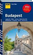Cover-Bild zu ADAC Reiseführer Budapest von Markus, Hella