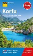 Cover-Bild zu ADAC Reiseführer Korfu von Verigou, Klio