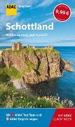Cover-Bild zu ADAC Reiseführer Schottland von Kossow, Annette