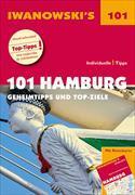Cover-Bild zu 101 Hamburg von Iwanowski, Michael