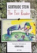 Cover-Bild zu Stein, Gertrude: The First Reader