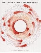 Cover-Bild zu Stein, Gertrude: Die Welt ist rund