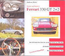 Cover-Bild zu Ritter, Andreas: Ferrari 330 GT 2+2 Traum auf Rädern