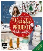 Cover-Bild zu Meine liebsten Kreativ-Projekte - Weihnachten von Lammel, Martina