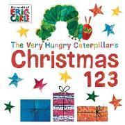 Cover-Bild zu The Very Hungry Caterpillar's Christmas 123 von Carle, Eric