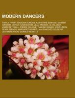 Cover-Bild zu Modern dancers