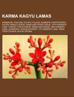 Cover-Bild zu Karma Kagyu Lamas