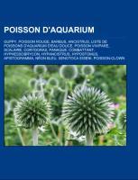 Cover-Bild zu Poisson d'aquarium