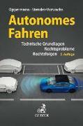 Cover-Bild zu Autonomes Fahren von Oppermann, Bernd H. (Hrsg.)