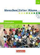 Cover-Bild zu Menschen Zeiten Räume - Geographie 2. Differenzierende Ausgabe. Schülerbuch mit Online-Angebot. BW von Adler-Schmid, Monika